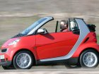 Smart  Fortwo II cabrio  1.0i (98 Hp) turbo Brabus