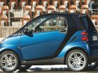 Smart  Fortwo II coupe  1.0i (98 Hp) turbo Brabus