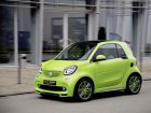 Smart  Fortwo III coupe  17.6 kWh (75 Hp) electric drive