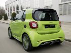 Smart  Fortwo III coupe  Brabus 17.6 kWh (82 Hp) electric drive