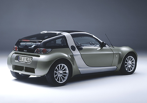 smart roadster coupe brabus 101 hp. Black Bedroom Furniture Sets. Home Design Ideas