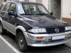 SsangYong Musso Technical specifications and fuel economy