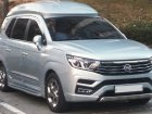 SsangYong Rodius Technical specifications and fuel economy