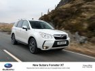 Subaru  Forester IV (facelift 2015)  2.0TX (241 Hp) Lineartronic AWD