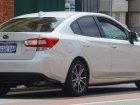 Subaru Impreza Las especificaciones técnicas y el consumo de combustible