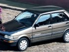 Subaru  Justy I (KAD)  1000 4WD (KAD-A) (5 dr) (55 Hp)