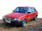 Subaru  Justy I (KAD)  1200 4WD (5 dr) (74 Hp)