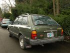 Subaru  Leone I Station Wagon  1600 (86 Hp)