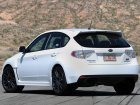 Subaru  WRX STI Hatchback  2.5 (300 Hp) Turbo