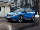 Subaru XV Technical specifications and fuel economy (consumption, mpg)