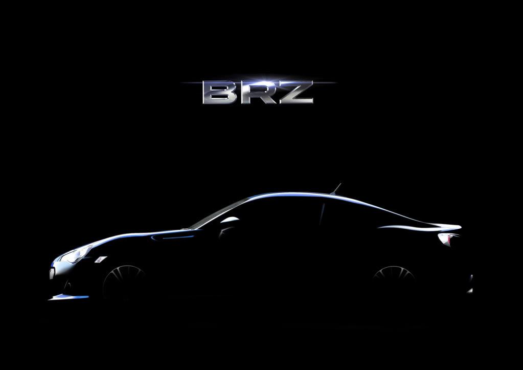 Subaru BRZ 20 200 Hp Automatic