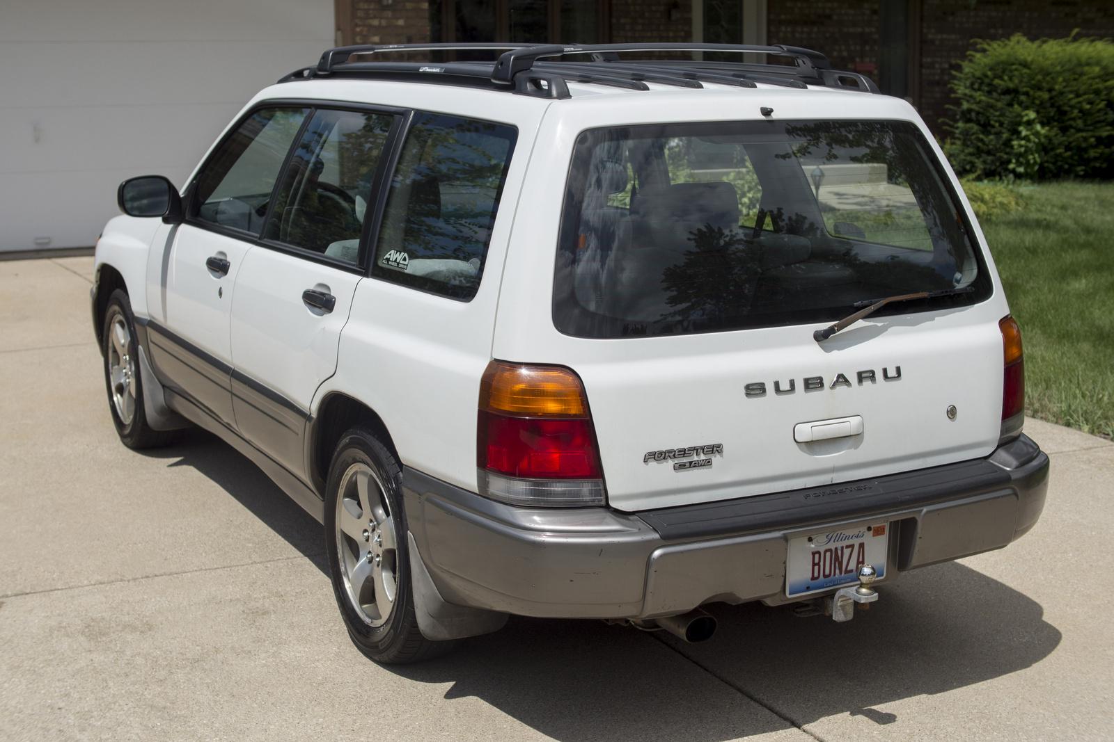 Subaru Forester I Sf 25 4wd Fuel Filter Resimleri 2