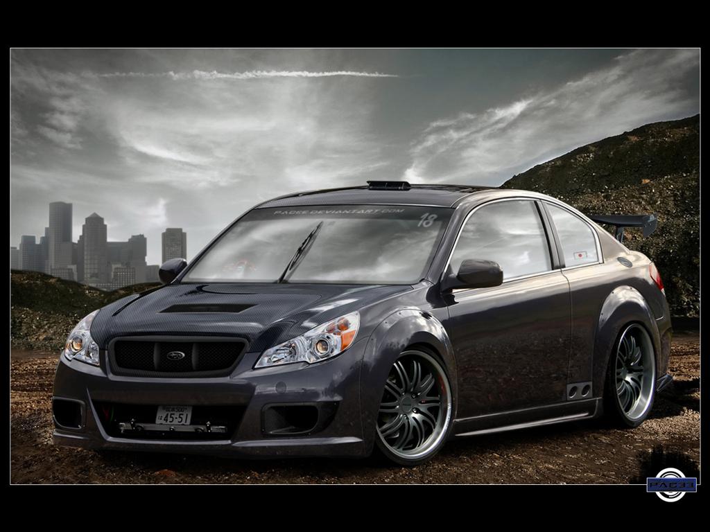 Subaru Legacy V 2.5 GT sport (265 Hp)