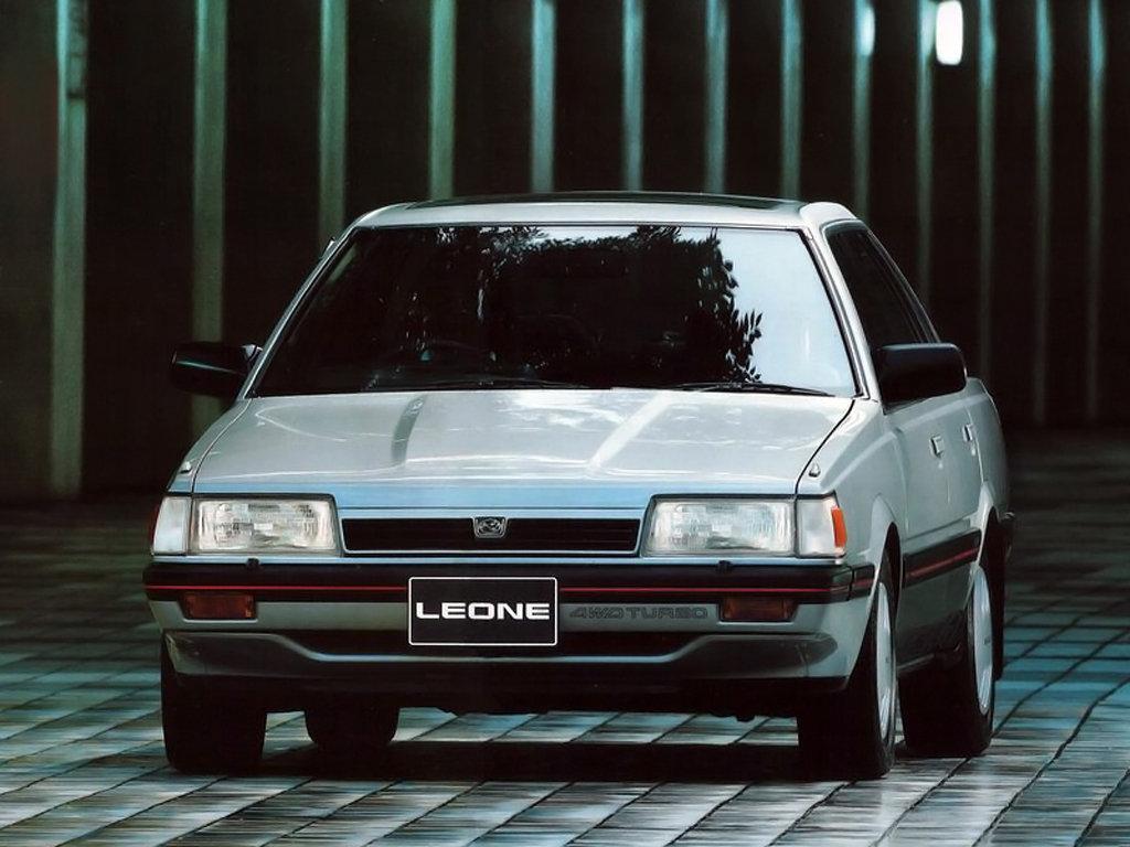 Subaru Oil Consumption >> Subaru Leone II 1800 Turbo 4WD (131 Hp)