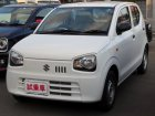 Suzuki Alto Technical specifications and fuel economy