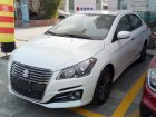 Suzuki Ciaz Technical specifications and fuel economy