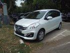 Suzuki  Ertiga I (facelift 2015)  1.4i (95 Hp)