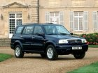 Suzuki  Grand Vitara (FT,GT)  2.5 i V6 (158 Hp) Automatic