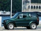 Suzuki  Jimny (FJ)  1.3 16V 4WD (80 Hp) Automatic