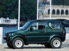 Suzuki  Jimny (FJ)  1.3 i 16V 4X4 (85 Hp) Automatic