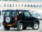 Suzuki  Jimny (FJ)  1.3 16V (80 Hp) Automatic