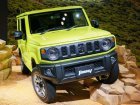 Suzuki Jimny Technical specifications and fuel economy