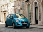 Suzuki Splash Technical specifications and fuel economy