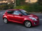 Suzuki Swift II (facelift 2013)