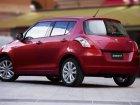 Suzuki Swift III (facelift 2013)