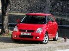 Suzuki  Swift IV  Sport 1.4 Boosterjet (129 Hp) MHEV