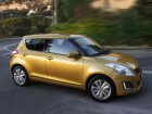 Suzuki Swift Auto specifiche tecniche e il consumo di carburante