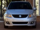 Suzuki SX4 Technical specifications and fuel economy