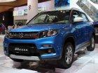 Suzuki Vitara Brezza Технические характеристики и расход топлива автомобилей