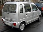 Suzuki  Wagon R  0.7 turbo (64 Hp)