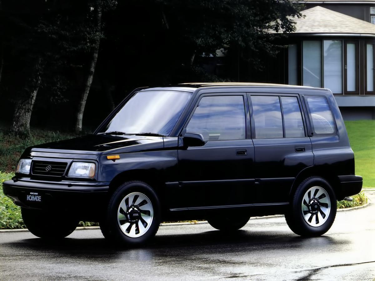 Suzuki Escudo 2 0i 140 Hp