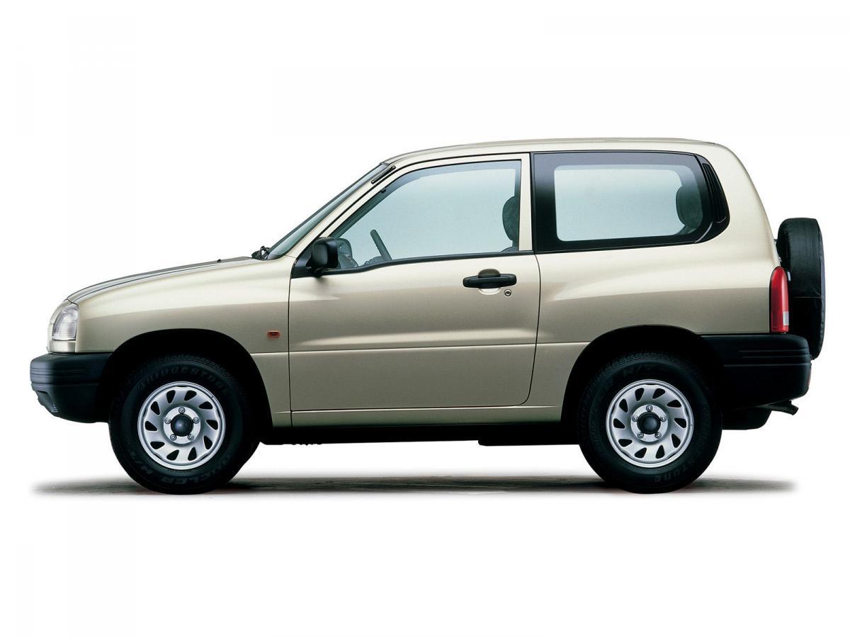 Suzuki Tire Size >> Suzuki Grand Vitara (FT,GT) 1.6 i 16V (5 dr) (107 Hp)