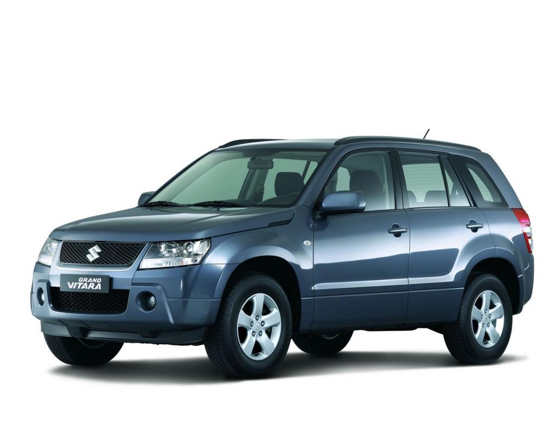 Suzuki Grand Vitara Tire Size