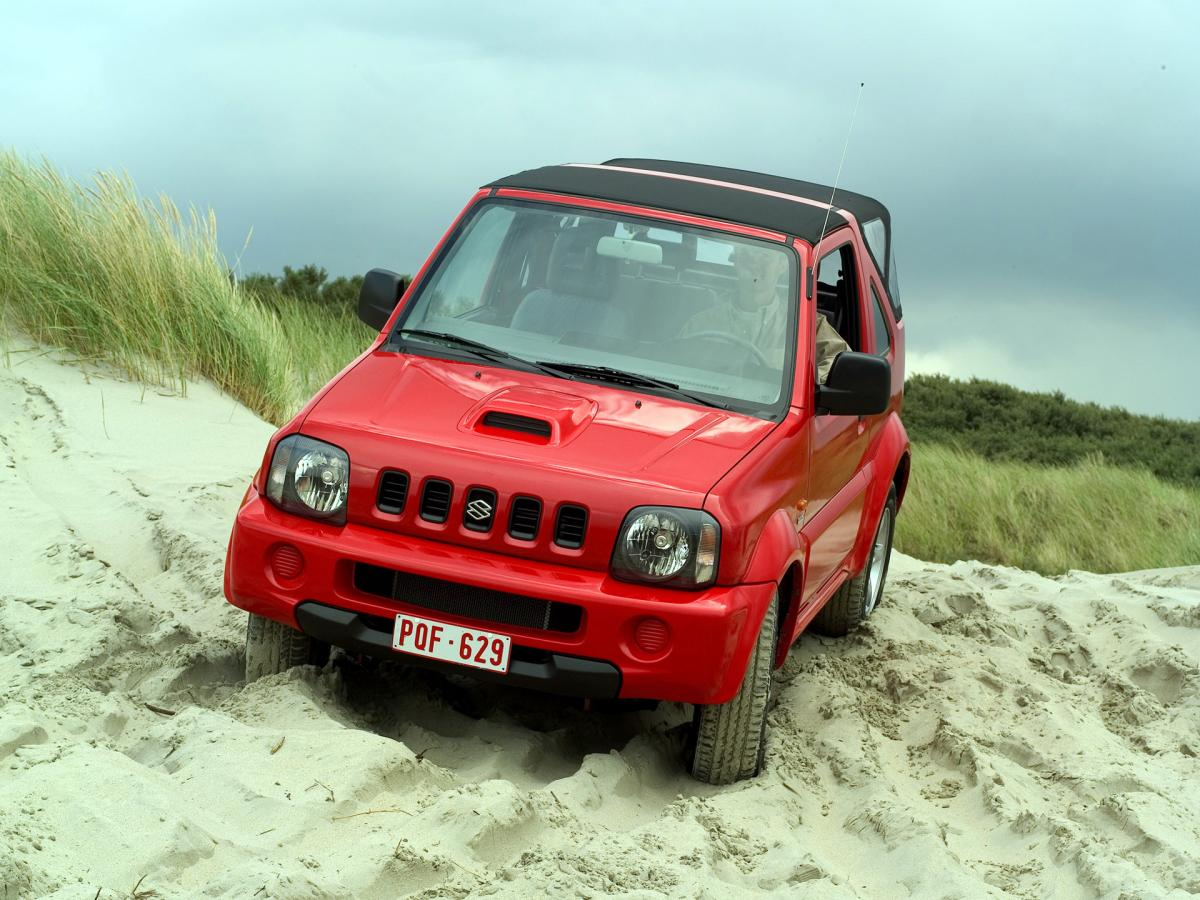 suzuki jimny technical specifications and fuel economy. Black Bedroom Furniture Sets. Home Design Ideas