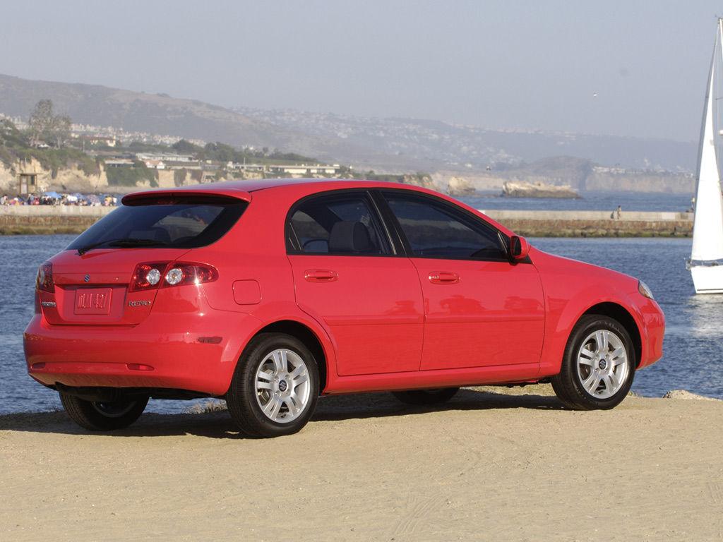 Suzuki Reno Fuel Economy