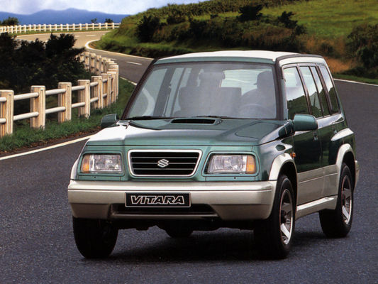 Suzuki Vitara Technische Daten Und Verbrauch