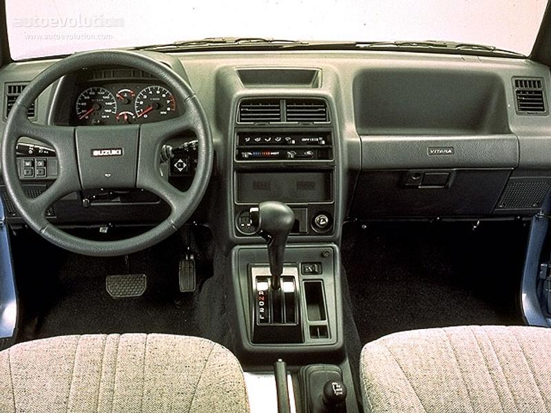Suzuki Vitara Cabrio ETTA