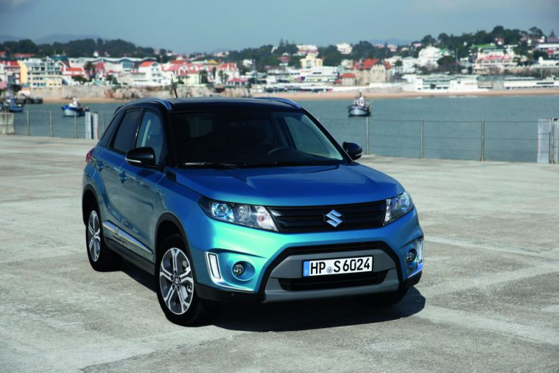 suzuki vitara iv 1 6 vvt 120 hp automatic. Black Bedroom Furniture Sets. Home Design Ideas