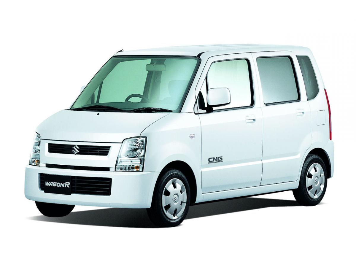Suzuki Wagon R 0 7 Turbo 64 Hp 4wd