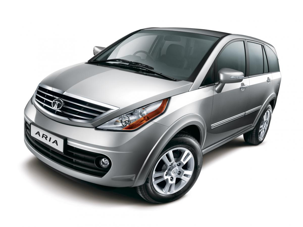tata aria technical specifications and fuel economy