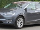 Tesla  Model X  Long Range (279+286 Hp) AWD