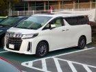 Toyota  Alphard III (facelift 2017)  3.5 V6 (300 Hp) AWD Automatic