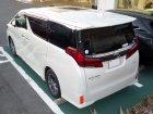 Toyota  Alphard III (facelift 2017)  2.5 (182 Hp) AWD CVT
