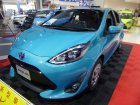 Toyota Aqua Spécifications techniques et économie de carburant