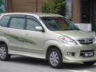 Toyota  Avanza I (facelift 2006)  1.3 (94 Hp)