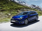 Toyota  Avensis III Wagon (facelift 2015)  1.6 Valvematic (132 Hp)